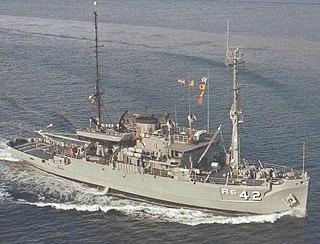 USS <i>Reclaimer</i> (ARS-42)