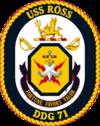 USS Ross DDG-71 Crest.png