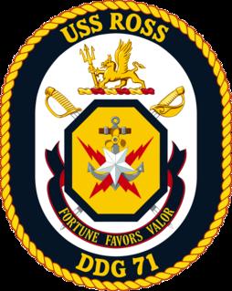 Αποτέλεσμα εικόνας για USS ROSS