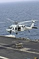 US Navy 030407-N-4284T-004 An MH-60S Knighthawk helicopter from the.jpg