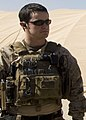 US Navy 090326-N-1810F-035 Explosive Ordnance Technician 2nd Class Tyler J. Trahan, 22, from East Freetown, Mass., died April 30 during combat operations in Fallujah, Iraq.jpg