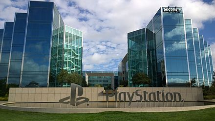 Sony Interactive Entertainment headquarters in San Mateo, California US PlayStation HQ (30344827735).jpg