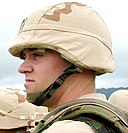 US soldiers wearing the PASGT helmet, Hawaii (cropped).jpg