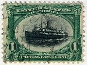 Fast Lake Navigation, 1¢