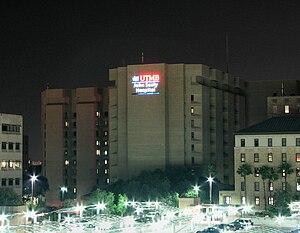 John Sealy Hospital - Image: UTMB John Sealy Hospital, Galveston