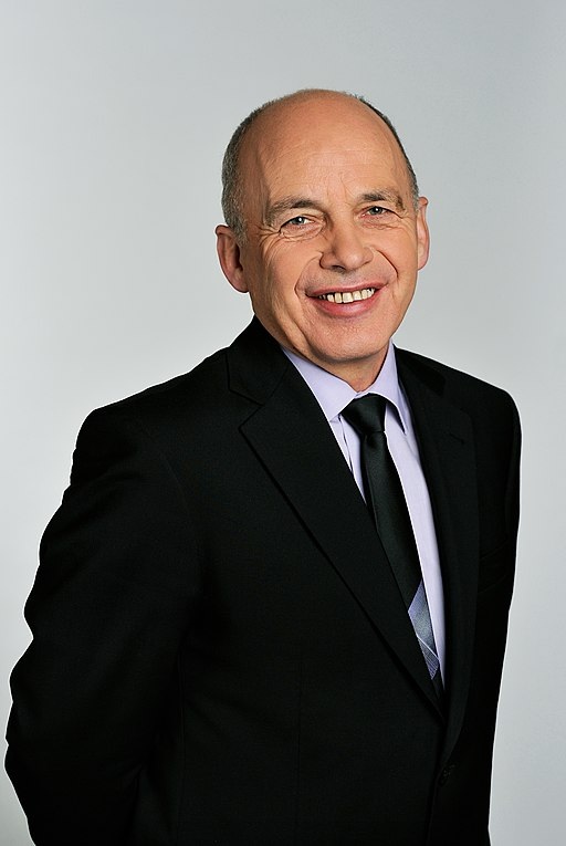 Ueli Maurer (2009)