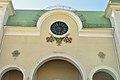 Ufa. The building of the Bashkir Academic Drama Theater. Facade finishing.jpg