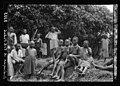 Uganda. From Hoima to Fort Portal. Group of native women and children LOC matpc.17506.jpg