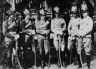 Imperial and Royal Uhlans - Ulanen der Polnischen Legion