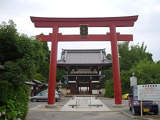 Umenomiya Shrine Shinto shrines in Kyoto, Japan