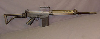 FN FAL - FAL 50.61 variant