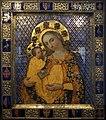 Ungheria, madonna col bambino, ante 1367, 01.jpg