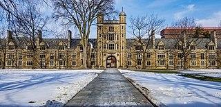 University of Michigan Law School Public law school in Ann Arbor, Michigan
