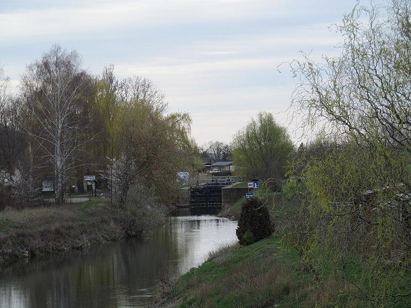 Полиция Тюрингии ищет крокодила в реке Унструт
