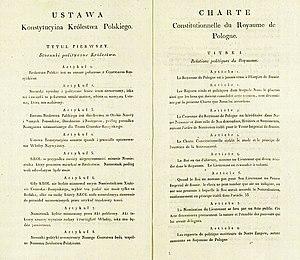 Ustawa Konstytucyjna Królestwa Polskiego 1815.jpg
