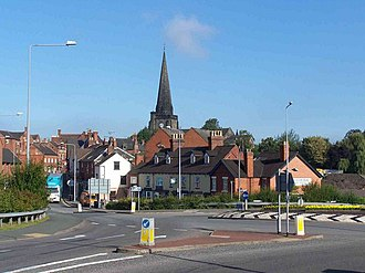 Uttoxeter - Image: Uttoxeter 534277