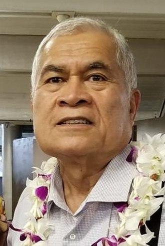 2008 American Samoa gubernatorial election - Image: Utu Abe Malae