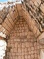 Uxmal - Quadrangulo de los Pajaros 9 Kraggewölbe.jpg