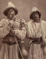 Uzbek Kalandars (Dervish) Turkestan 3.png