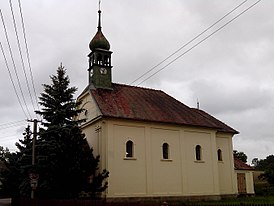 Výrava - chapel of Saint John the Baptist 02.jpg