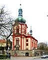 Všech svatých Church, Prague Uhříněves.jpg
