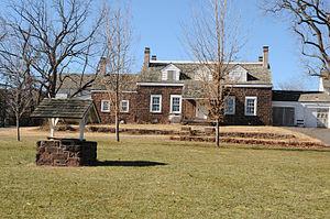 Van Riper House - Image: VAN RIPER HOUSE, NUTLEY, ESSEX COUNTY, NJ