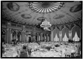 VIEW OF ROTUNDA DINING ROOM FROM NORTHEAST - The Breakers Hotel, South County Road, Palm Beach, Palm Beach County, FL HABS FLA,50-PALM,9-28.tif