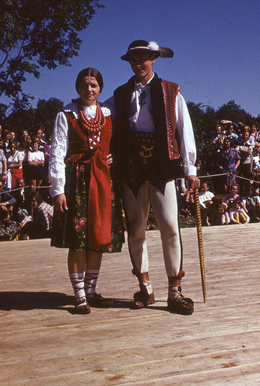 VII Mi%C4%99dzynarodowy Festiwal Folkloru Ziem G%C3%B3rskich - Zakopane - 000927s