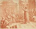 VII tabulae Raphaelis Urbin (graphic) - longe celeberrimae quas hortatu P. Pauli Rubenij Eq. ingenti sumptu emptas in Angliam advehi jussit serenissimus Rex Carolus I. et quibus adservandis magnificam (14766508582).jpg