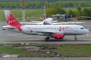 VIM Airlines - VIM Airlines Airbus A319-100