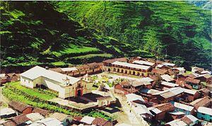 Arma District - Image: VISTA PANORAMICA DEL DISTRITO DE VILLA ARMA