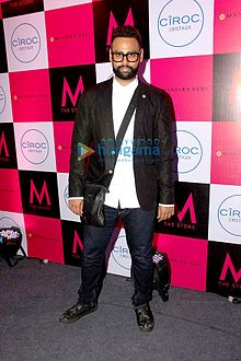 VJ Andy at the launch of Mandira Bedi's 'M The Store'.jpg