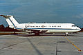 VR-CCJ BAC One-Eleven 422 Aravia (CI) Ltd MAN OCT88 (13841370543).jpg