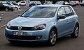 VW Golf 1.4 TSI Match (VI) – Frontansicht, 25. August 2012, Velbert.jpg
