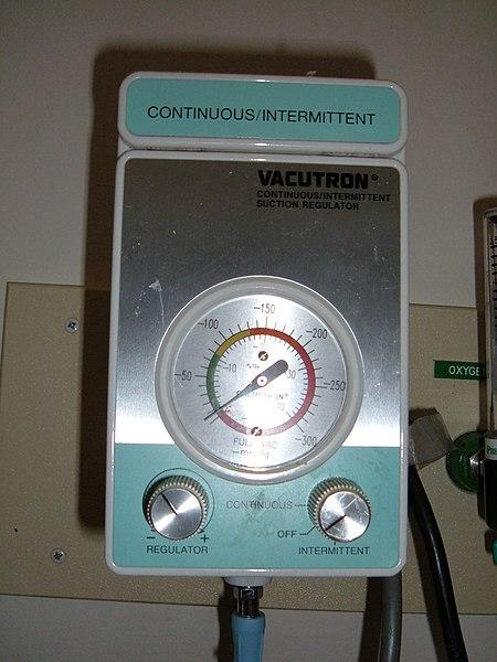 File:Vacutron continuous-intermittent suction regulator.JPG