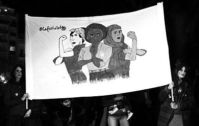 Vaga feminista del 8 de Març a València (2019, País Valencià) 6.jpg