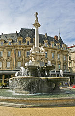 Fontaine monumentale