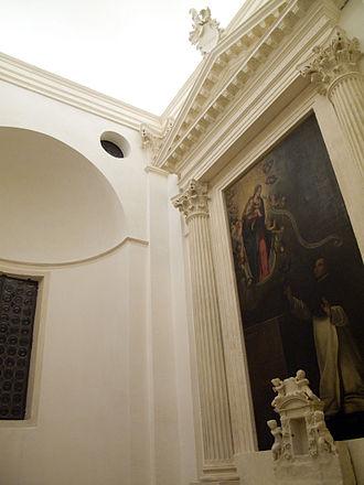 Santa Corona, Vicenza - Image: Valmarana 3