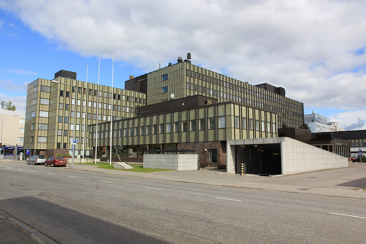 Tampereen Virastotalo