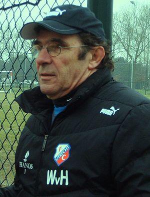 Willem van Hanegem - Van Hanegem in 2008