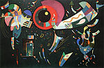 Vassily Kandinsky, 1940 - Around the circle.jpg