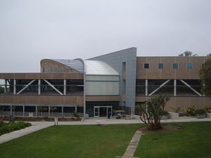 Ventura College - Image: Vc LRC