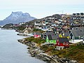 Very colorful houses along coast Nuuk Greenland.jpg