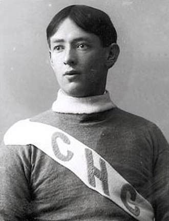 Georges Vézina - Vézina while a member of the Chicoutimi Hockey Club