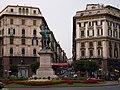Via Assarotti e piazza Corvetto Genova 01.jpg