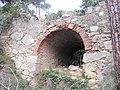 Via romana de Parpers - Pont romà 04.JPG