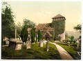 Vicinity of Wonastow Church, Monmouth, Wales-LCCN2002697082.tif
