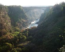 Victoria Falls bridge over Zambezi.JPG