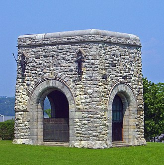 Washington's Headquarters State Historic Site - The Tower of Victory in 2006