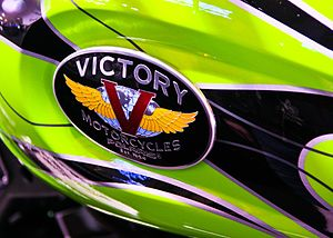 Victory Motorcycles - Victory Logo